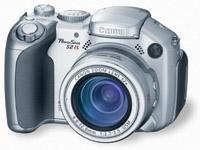 Digital Camera Roundup comparison of 8 long zoom digital cameras
